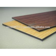Vietnam moisture-proof, fire resistance ACP panel Aluminium composite panel