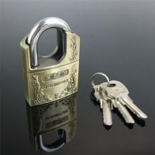 Zinc Alloy Shackle Protected Atom Padlock Accept Customize
