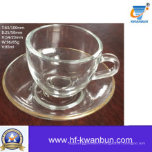Clear Glass Cup for Drinking Tea Cup Coffee Mug Kb-Jh06079