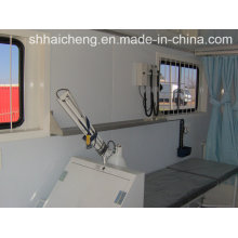 Modified Container Clinic/Mobile Clinic/Prefabricated Clinic (shs-mc-clinic001)