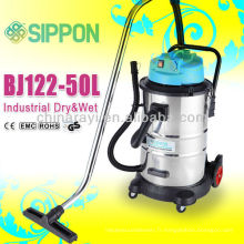 Aspirateurs industriels secs et humides industriels BJ122-50L