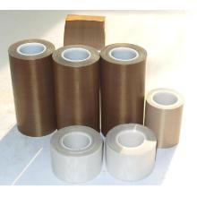 Fita de PTFE de 0,13 mm Fita de Teflon Fita de Fiberglass para vedação a quente