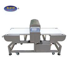 Food metal detector for full-automatic chapati making machine