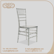 Muebles para hoteles evento de boda silla phoenix silla de phoenix de cristal silla clara