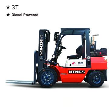 Explosion-proof Diesel Forklift 3tons