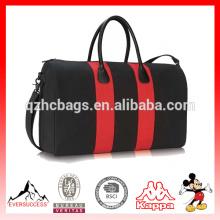 Горячий тренд вещевой мешок полиэфира изготовленный на заказ мешок tote мешок duffle спорта