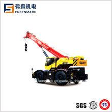 55tons 34.8meters 4X4 Rough Terrain Crane Src550