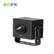 H.264 2.0MP 3.7 мм Объектив-обскура Мини POE IP CCTV Скрытая камера Espion