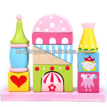 Castle blocks shap sorter building blocks toys