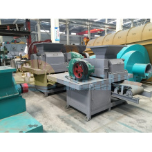High Quality Hydraulic Roller Press Lime Powder Briquetting Machine