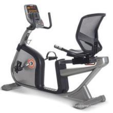 Vélo couché commercial d'équipement de gymnase d'Equipmt de forme physique pour la salle de gymnastique