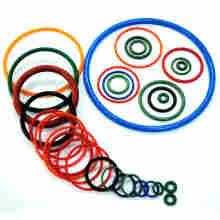 Kundenspezifischer Nahrungsmittelgrad-Silikon-Gummi O-Ring