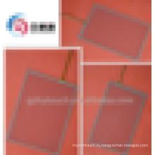 """Сенсорный экран 8.5 """"на фотокопировальной машине Аналоговый резистивный сенсорный экран"""