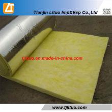 Bonne qualité Fabricant Fournir Couverture en laine de verre couleur jaune