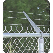 2500mm chain link fence