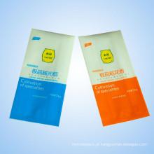 Papel laminado com bolsa de arroz de filme plástico