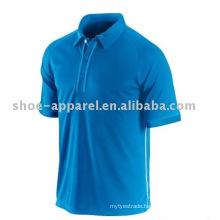 men short sleeve royal polo t-shirt