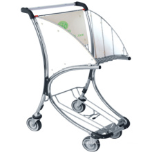 Best selling rolling luggage cart lightweight luggage cart wheeled luggage cart