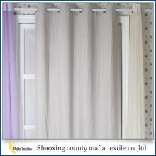 China têxtil Free amostra Cor sólida Blackout Custom cortina quarto de vestir