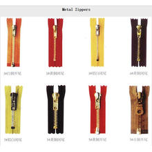 High Quality Metal Zipper