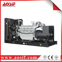 1000KW / 1250KVA 50hz generador con perkins motor 4012-46TWG2A hecho en Reino Unido