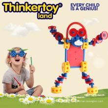 Robot Shaped Kid Chores Preschool Toy