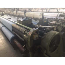 390cm Sulzer PU Projectile Loom Year 1986 Denim Weaving Woven Fabrics Textile Machinery Lot