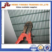Schwierig zu schneiden PVC beschichtet High Security Wire Mesh Fechten