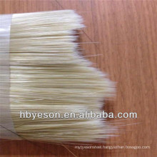 bright and straight brush wire / paint brush wire with taper / monofilament brush wire/Sri Lanka on sale