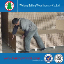 Good Quality Tubular Core Chipboard Use for Door Core