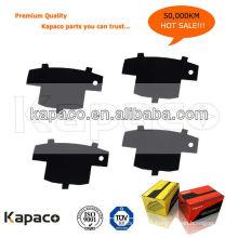 Anti-noise shim for Mazda brake pad 8378-D1259