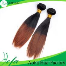 Топ 7А класс Ломбер бразильского Виргинские человеческих волос расширения