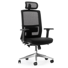 Cheap Office Commercial Lift Swivel High Quality Executive Mesh and Fabric Chair
