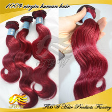100% unverarbeitete Jungfrau-Menschenhaar-Körper-Welle True Glory Hair