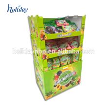 Картонные Плюшевые Игрушки Дисплей Картона ,Розничный Магазин Горячих Дисплея Игрушки Картона