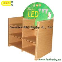 Soporte de pantalla LED, pantalla Pop, caja de presentación PDQ (B & C-D050)