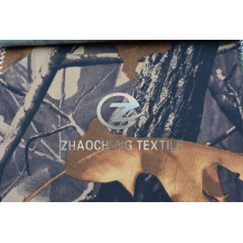 100% Twill Forest Camouflage Printing Cotton Fabric (ZCBP258)