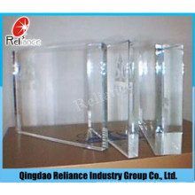 19mm Extra Clear Float Glass for Bathroom