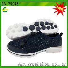 Новые популярные женщин кроссовки обувь из Китая Фабрика ГС-75245