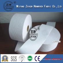 Tela no tejida biodegradable hidrófuga de Spunbond de los PP para el pañal del bebé, trapos mojados, médicos