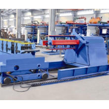 CE& ISO Certificated 10 Ton Decoiler with Coil Car