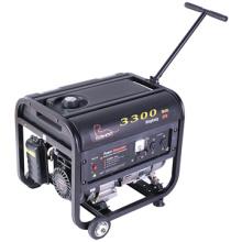 CE 6.7HP 200cc 3300 watts génèrent des générateurs d'essence de pointe (WK3300)