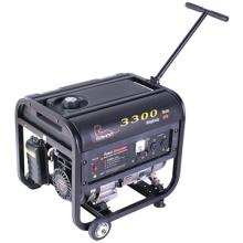 CE 6.7HP 200cc 3300 Watts Peak Output Gasoline Generators (WK3300)