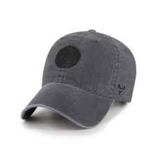 Шляпа с ворсованным покрытием из окрашенного спандекса