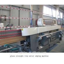 9 Motoren Glas Gehrung Einfassung Poliermaschine
