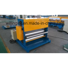 Hydraulische Stahlziegel-Dachplatte farbige Prägemaschinen