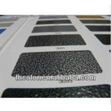 Marmor Granit Textur Korn Pulver Beschichtung Farbe