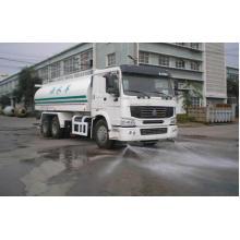 20m3 Sinotruk 6X4 HOWO Camión cisterna de agua (QDZ5321GSSZH)