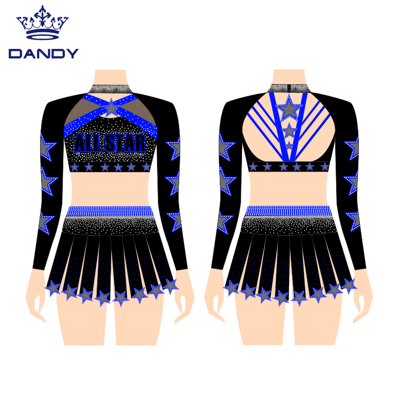 custom cheerleading uniforms for toddlers