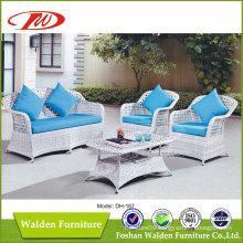 Outdoor Rattan Furniture, White Rattan Outdoor Furniture (DH-167)